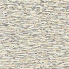Taupe/Yellow/Gold Transitional Wallcovering by JF Wallpapers