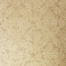 Soft Pewter Wallcovering by Schumacher Wallpaper