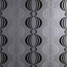 Black Retro Wallpaper Wallcovering by Brewster