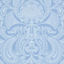 Pale Bl Sidewall Wallcovering by Cole & Son Wallpaper