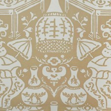 Ecru Wallcovering by Clarence House Wallpaper