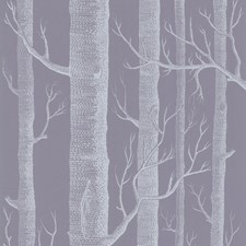Ivory/Lilac Wallcovering by Cole & Son Wallpaper