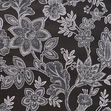 Graphite On Ebony Glazed Abaca Wallcovering by Phillip Jeffries Wallpaper