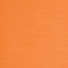Tangerine Wallcovering by Phillip Jeffries Wallpaper
