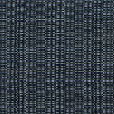 Navy Plait Wallcovering by Phillip Jeffries Wallpaper