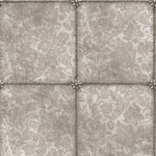 Silver Contemporary Wallcovering by Cole & Son Wallpaper