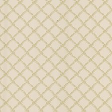 Beige Trellis Wallcovering by Brewster