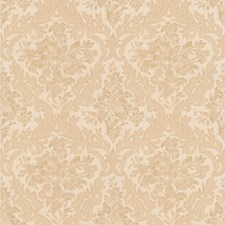Peach Ogee Wallcovering by Brewster
