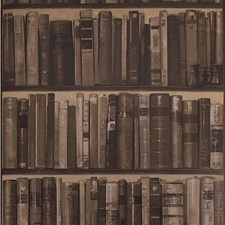 Cocoa Novelty Wallcovering by Andrew Martin Wallpaper