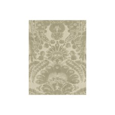 Taupe Damask Wallcovering by Andrew Martin Wallpaper