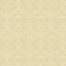 Cream/Gold Traditional Wallcovering by York