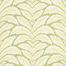 Leaf Botanical Wallcovering by Brunschwig & Fils