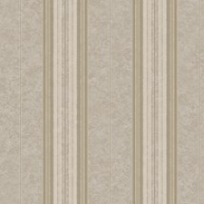 Neutral Stripe Wallcovering by Brewster
