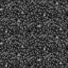 Black/Silver Geometrics Wallcovering by York