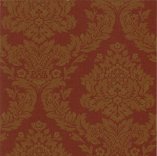 Red Damask Wallcovering by Brewster