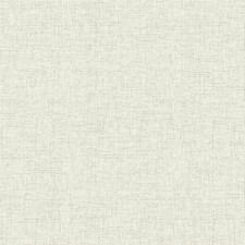 Cream/Grey Weaves Wallcovering by York