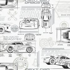 DI0917 Disney and Pixar Cars Schematic by York