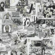 DI0946 Marvel Comics Pow! by York