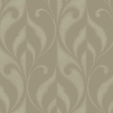 Iced Champagne/Rich Cream Traditional Wallcovering by York