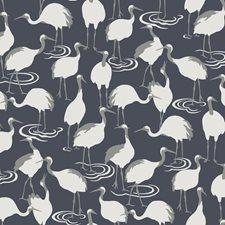 DR6355 Winter Cranes by York