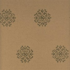 Mocha Wallcovering by Threads
