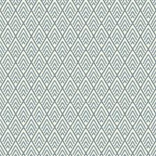 Medium/Dark and Navy Blue/Light Grey Geometrics Wallcovering by York