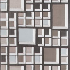 Mocha/Noir Modern Wallcovering by Groundworks