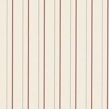 Cream/Red Wallcovering by Ralph Lauren Wallpaper