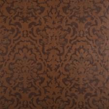 Burgundy/Red/Rust Modern Wallcovering by Kravet Wallpaper