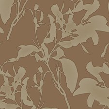 MM1726 Botanical Silhouette by York