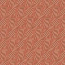 Orange/Gold Modern Wallcovering by York