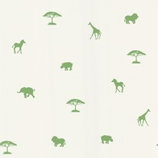 Green Kids Wallpaper Wallcovering by Brewster