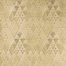 Ebony/Gold Diamond Wallcovering by Lee Jofa Wallpaper