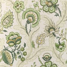 Leaf/Pebble Botanical Wallcovering by Lee Jofa Wallpaper