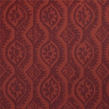 Red Modern Wallcovering by Lee Jofa Wallpaper