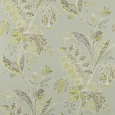 Lime/Grey Wallcovering by Baker Lifestyle Wallpaper