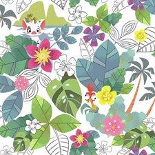 RMK11799WP Disney Moana Jungle by York
