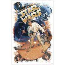 RMK3027TB Star Wars Retro Mega Graphic by York