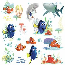 RMK3142SCS Finding Dory Wall Decal by York