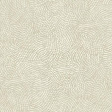 Grey/Cream/Khaki Geometrics Wallcovering by York