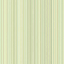 Yellow/Green/Turquoise Stripes Wallcovering by York