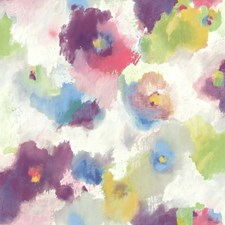 UC3823 Impressionist Floral by York