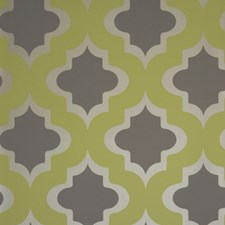Citrus Medallion Wallcovering by Clarke & Clarke