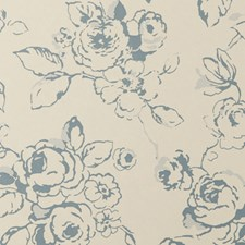 Wedgewood Floral Large Wallcovering by Clarke & Clarke