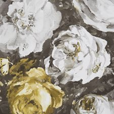 Antique/Charcoal Wallcovering by Clarke & Clarke