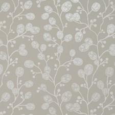 Ivory/Linen Wallcovering by Clarke & Clarke