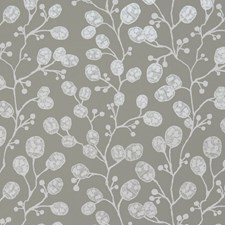Taupe/Pearl Wallcovering by Clarke & Clarke