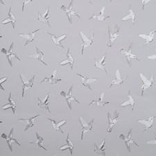 Grey/Silver Wallcovering by Clarke & Clarke