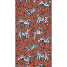 Coral Animal Wallcovering by Clarke & Clarke