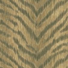 Beige/Brown/Yellow Skins Wallcovering by Kravet Wallpaper
